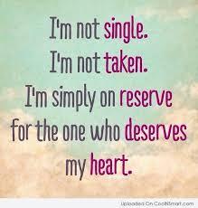 single girl