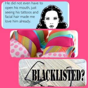 Beards bras blacklists